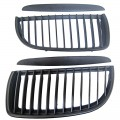 High Quality Front Hood Central Grille Grill Black For BMW E90 E91 3 Series 4-Door Model Only 2005-2008